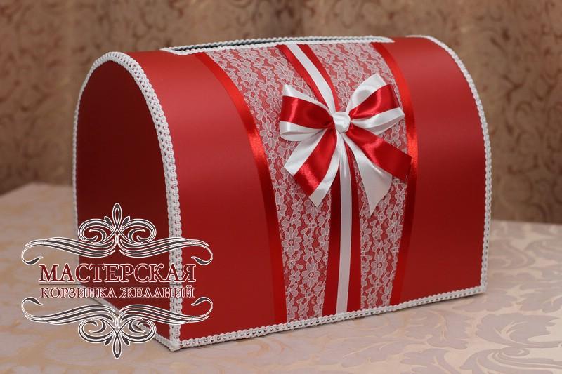 Банк для свадьбы своими руками из коробки